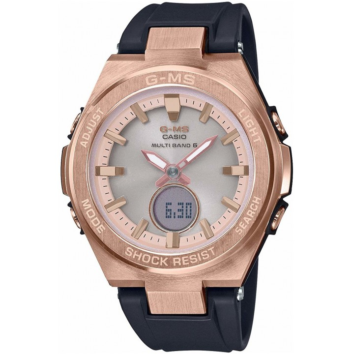 CASIO BABY-G G-MS MSG-W200G-1A1JF