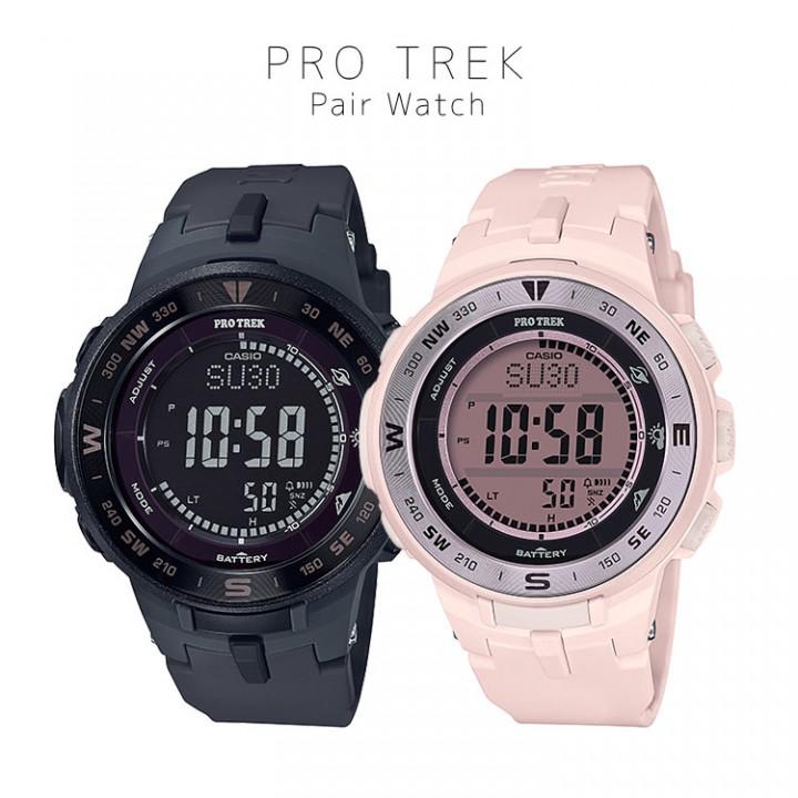 Casio PRO TREK PRG-330-1AJF/PRG-330-4JF