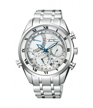 Citizen Campanola Complication Minute Repeater AH7060-53A
