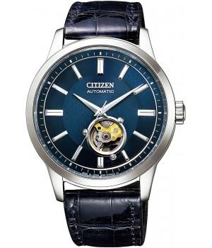 Citizen Collection Mechanical Open Heart NB4020-11L