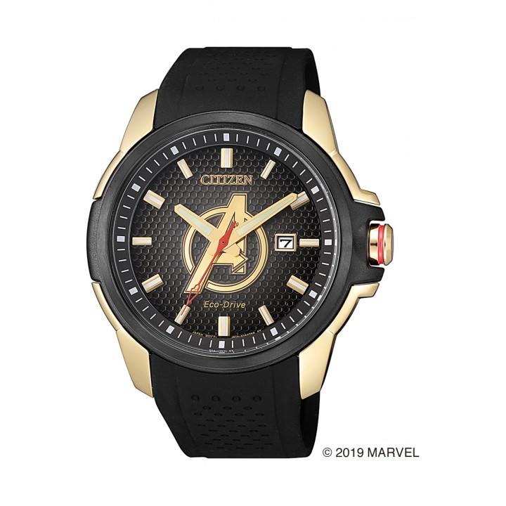 Citizen Collection The Avengers Marvel Special Model AW1155-03W