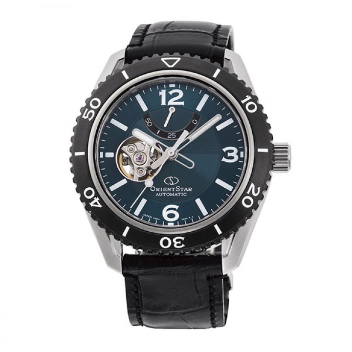 Orient Star Sports Semi Skeleton RK-AT0104E