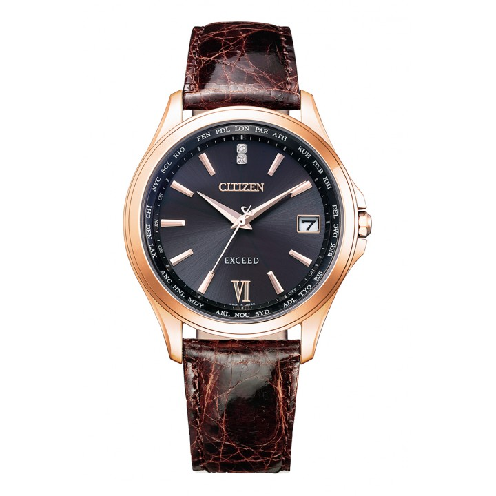 Citizen Exceed Good Couple Day Limited Model CB1082-06E