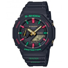 Casio G-Shock Throwback 1990s Winter Premium GA-2100TH-1AJF