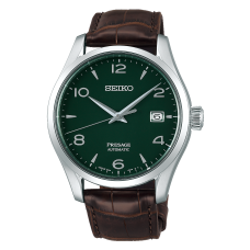 Seiko Presage Green Enamel Dial Limited Edition SARX063