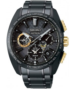 Seiko Astron Global Line Sport 5X Titanium Kojima Productions Collaboration Limited Model SBXC097
