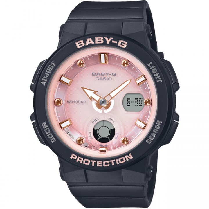 Casio Baby-G Beach Traveler Series BGA-250-1A3JF