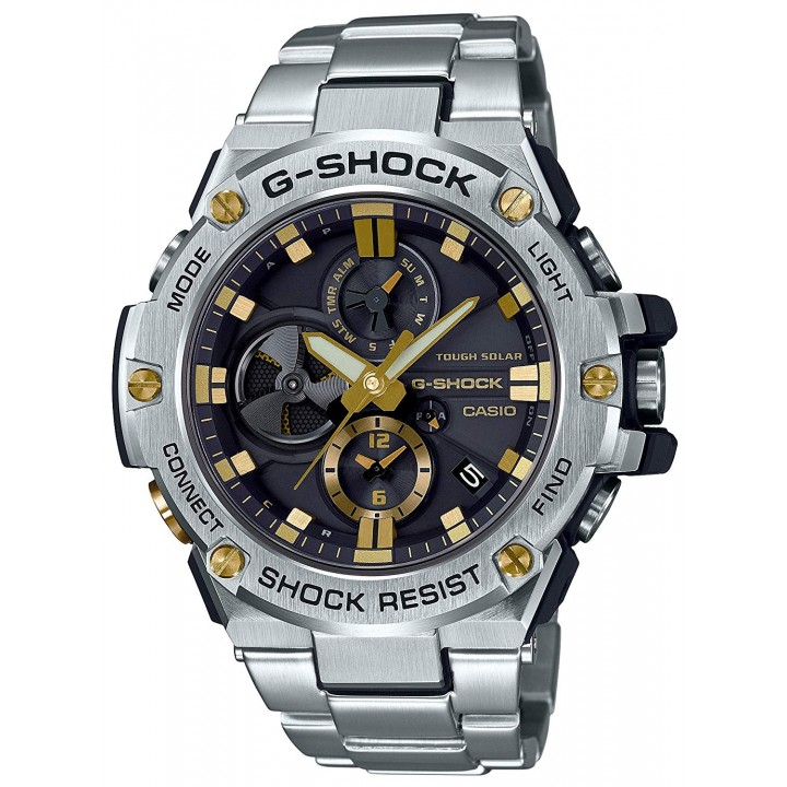 Casio G-SHOCK G-STEEL GST-B100D-1A9JF