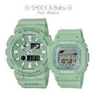 CASIO G-SHOCK/BABY-G G G-LIDE GAX-100CSB-3AJF/BLX-560-3JF