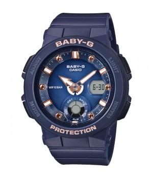 Casio Baby-G Beach Traveler Series BGA-250-2A2JF
