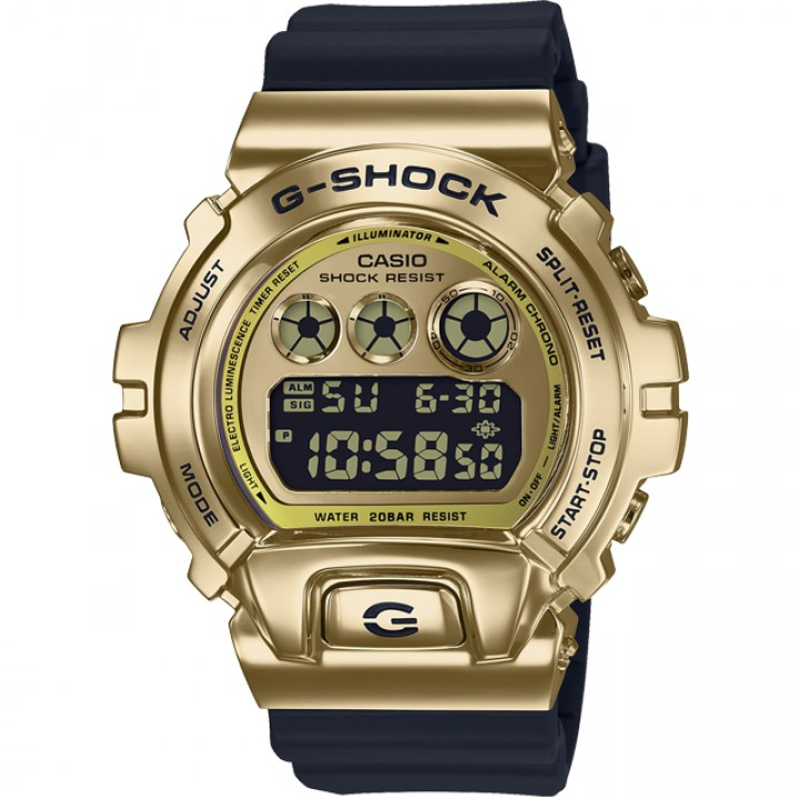 Casio G-Shock Metal Bezel GM-6900G-9JF