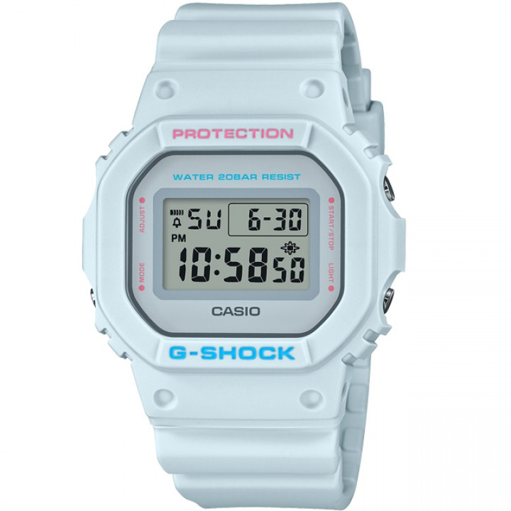 Casio G-Shock Spring Color Series DW-5600SC-8JF