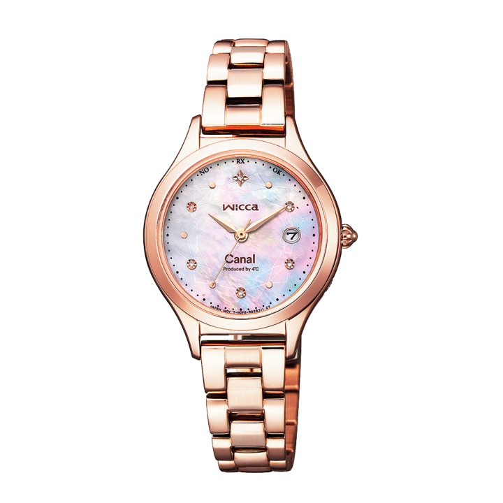 Citizen Wicca Canal Produced by 4 ℃ Limited Model KS1-261-93