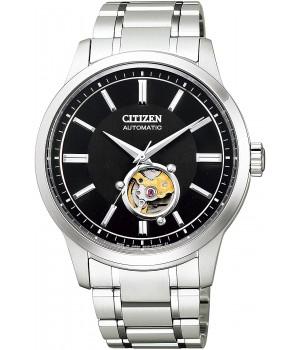 Citizen Collection Mechanical Open Heart NB4020-96E