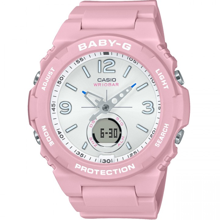 Casio Baby-G Spring Outdoor Colors BGA-260SC-4AJF