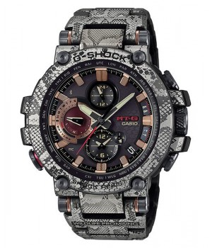 Casio G-Shock MT-G Love The Sea And The Earth WILDLIFE PROMISING Collaboration Model MTG-B1000WLP-1AJR