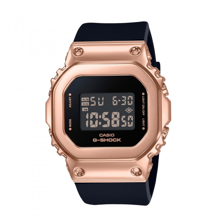 Casio G-Shock S-series Metal 5600 GM-S5600PG-1JF
