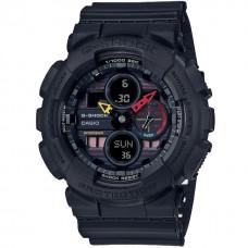 Casio G-Shock Black × Multi Color Accent Neo Tokyo GA-140BMC-1AJF