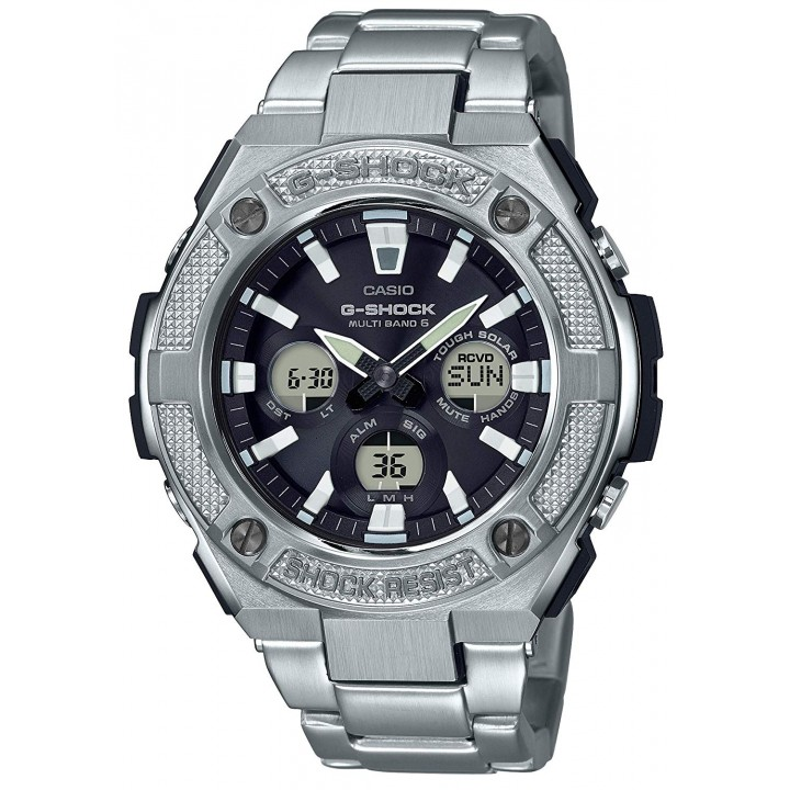 CASIO G-SHOCK G-STEEL GST-W330D-1AJF