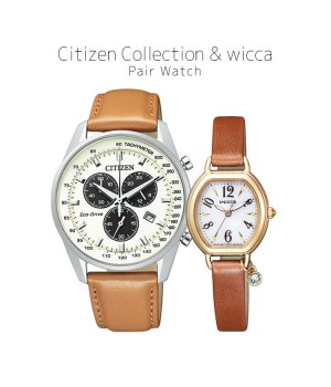 CITIZEN COLLECTION/WICCA AT2390-07A/KP2-523-10
