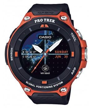 Casio Pro Trek GPS WSD-F20-RG