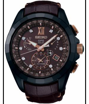 Seiko Astron Solar GPS Limited Model SBXB083