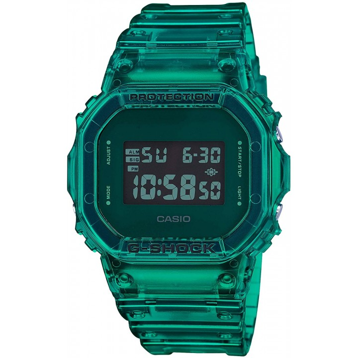 Casio G-Shock Color Skeleton Series DW-5600SB-3JF