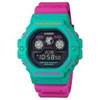 Casio G-Shock Music Day&Night Neon Expression DW-5900DN-3JF