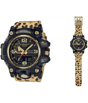 Casio G-Shock Love The Sea And The Earth Wildlife Promising Collaboration Model Mudmaster GWG-1000WLP-1AJR