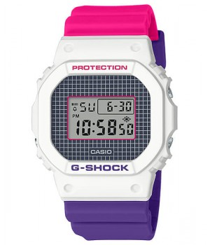 Casio G-Shock Throwback 1990s Geometric DW-5600THB-7JF