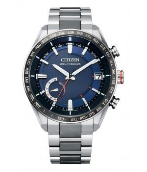 Citizen Attesa Satellite Wave GPS ACT Line CC3085-51L