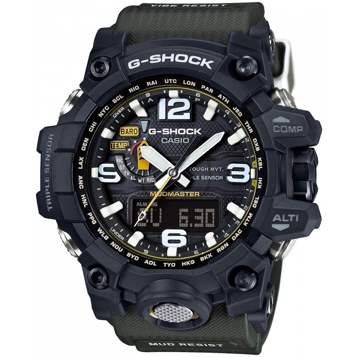 CASIO G-SHOCK GWG-1000-1A3JF