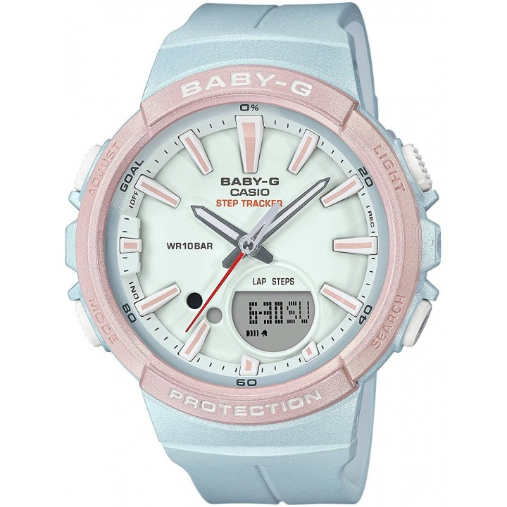 CASIO BABY-G FOR RUNNING BGS-100SC-2AJF