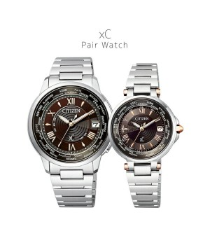 CITIZEN XC PAIR LIMITED MODEL CB1020-71X/EC1010-90X