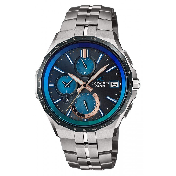 Casio Oceanus Manta 15th Anniversary Limited OCW-S5000C-1AJF