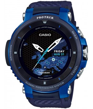 CASIO PROTREK SMART OUTDOOR WATCH WSD-F30-BU