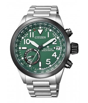 Citizen Promaster Satellite Wave GPS CC3067-70W