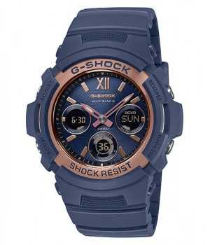 Casio G-Shock Precious Heart Selection AWG-M100SNR-2AJF