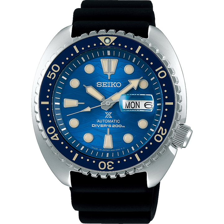 Seiko Prospex Scuba Diver Save the Ocean Special Edition SBDY047