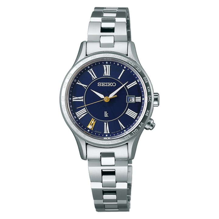 Seiko Lukia 2019 Eternal Blue Limited Edition SSVV051