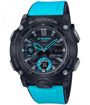 Casio G-Shock GA-2000-1A2JF