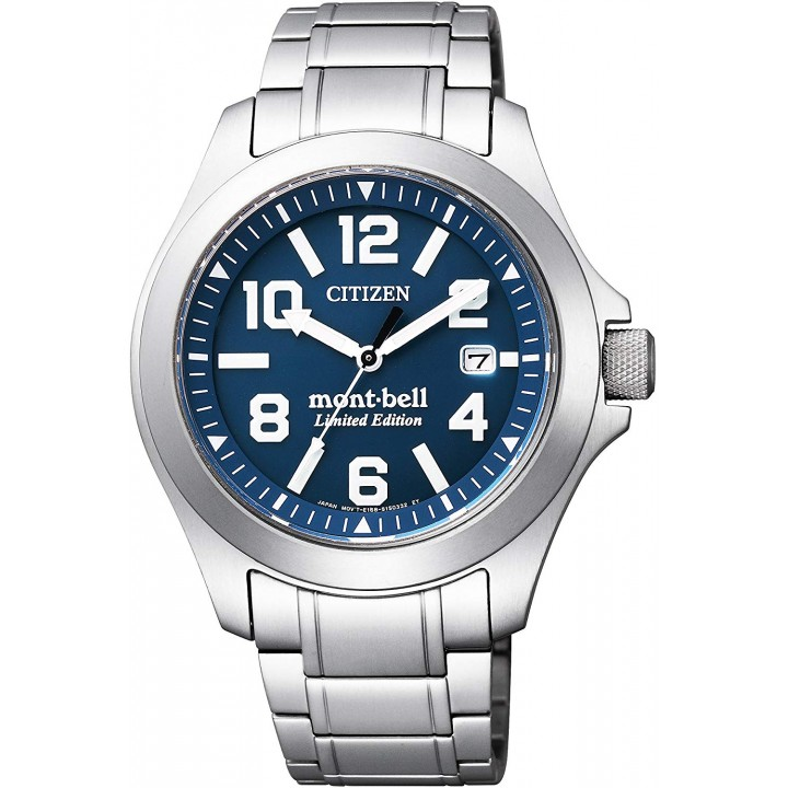 CITIZEN PROMASTER MONTBELL BN0121-51L