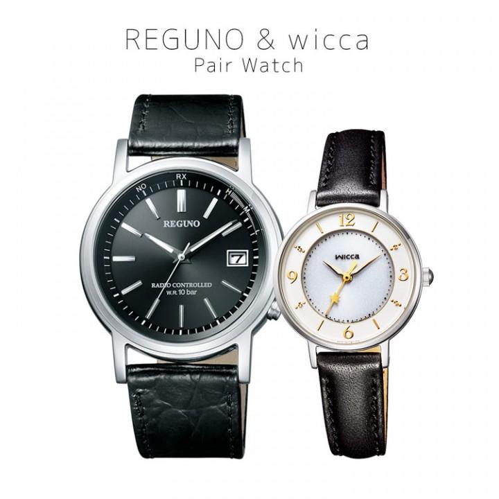 CITIZEN REGUNO/WICCA KL7-019-50/KP3-465-10