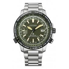 Citizen Promaster Eco-Drive Radio Clock Direct Flight CB0206-86X