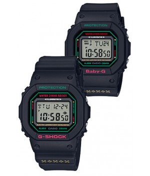 Casio G-Shock Baby-G Pair LOV-19B-1JR