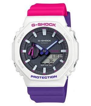 Casio G-Shock Throwback 1990s Geometric GA-2100THB-7AJF