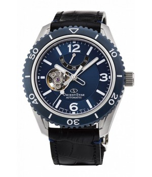 Orient Star Sports Semi Skeleton RK-AT0108L