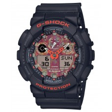 Casio G-Shock Kyo Momiji Color GA-100TAL-1AJR