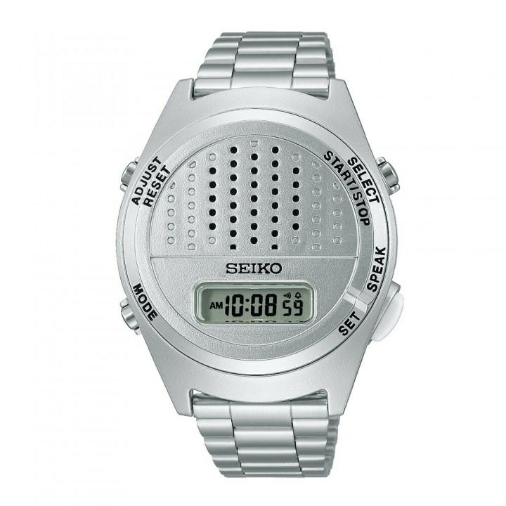 Seiko Audio Digital Watch SBJS013