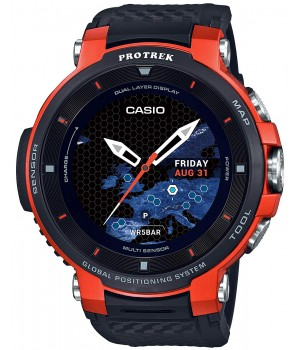 CASIO PROTREK SMART OUTDOOR WATCH WSD-F30-RG